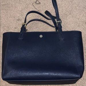 Navy Tory Burch bag